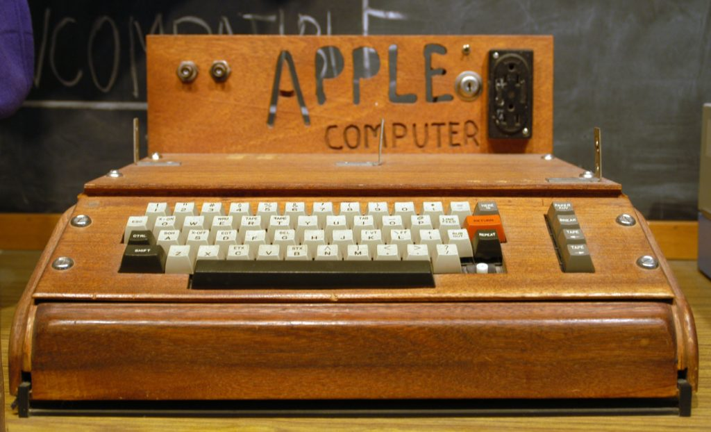 11 Technology Firsts: Slideshow