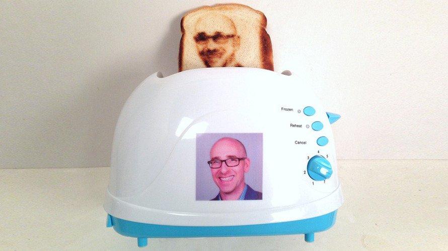 toaster printer