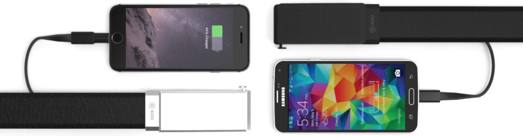xoo, New Belt Makes Charging Your Phone on the Go Super Stylish, PROTECH