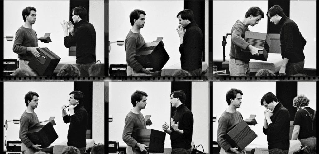 steve jobs, Never-Before-Seen Photos of Steve Jobs from 1985-2000, PROTECH