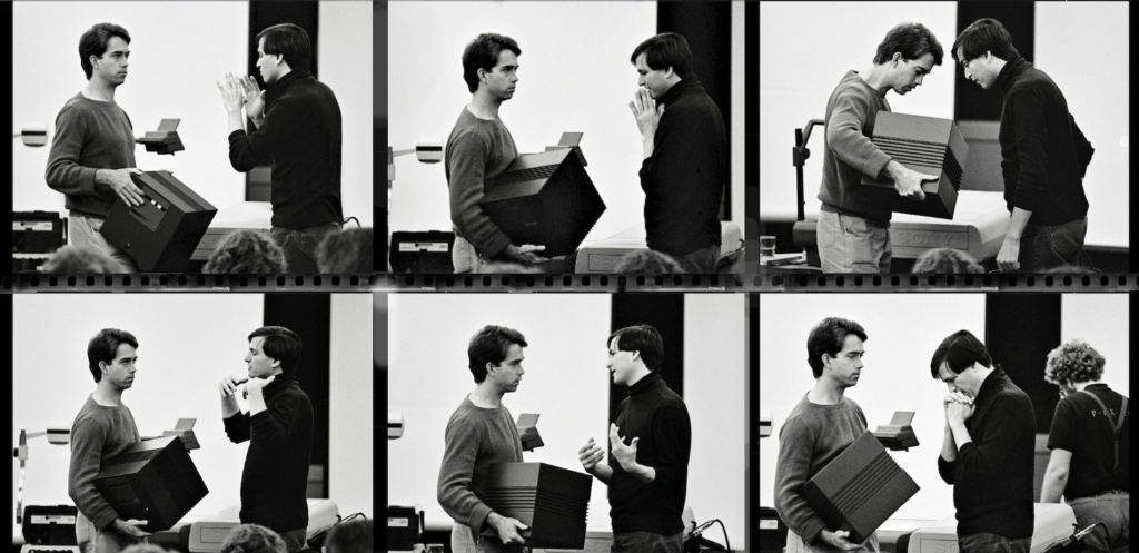 Never-Before-Seen Photos of Steve Jobs from 1985-2000