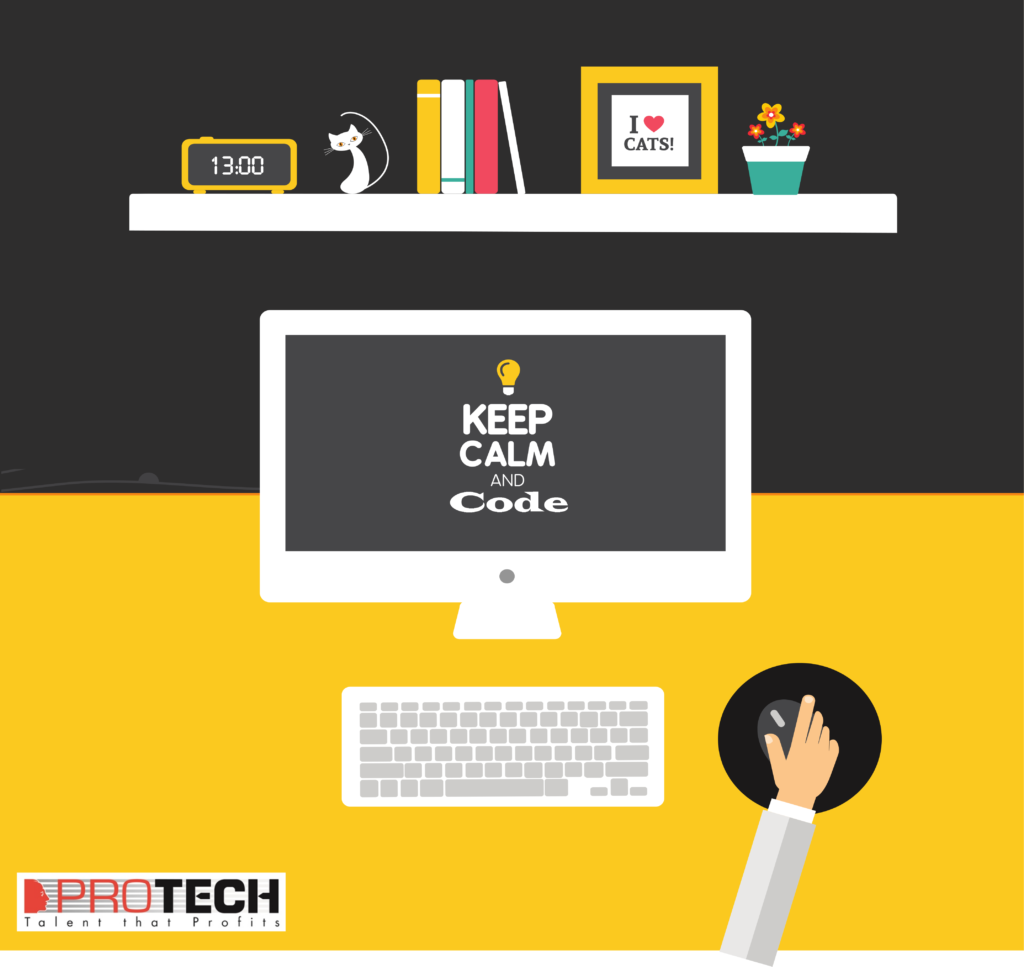 Keep Calm and Code, Keep Calm and Code, PROTECH