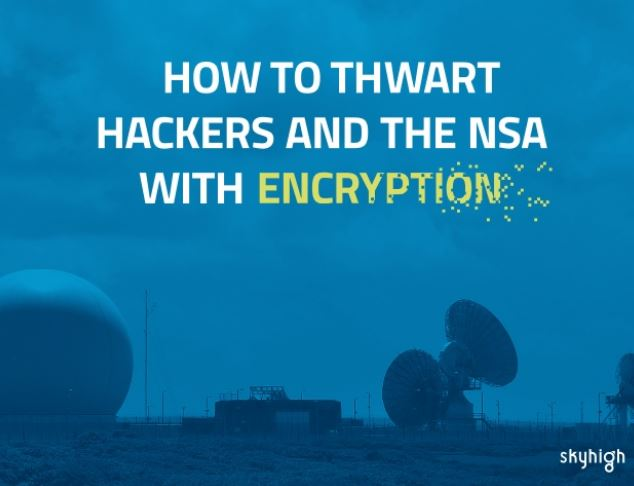 data breaches, How to Thwart Hackers (and the NSA) with Encryption, PROTECH