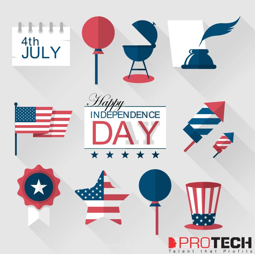 fourth of july, Happy Fourth of July!, PROTECH