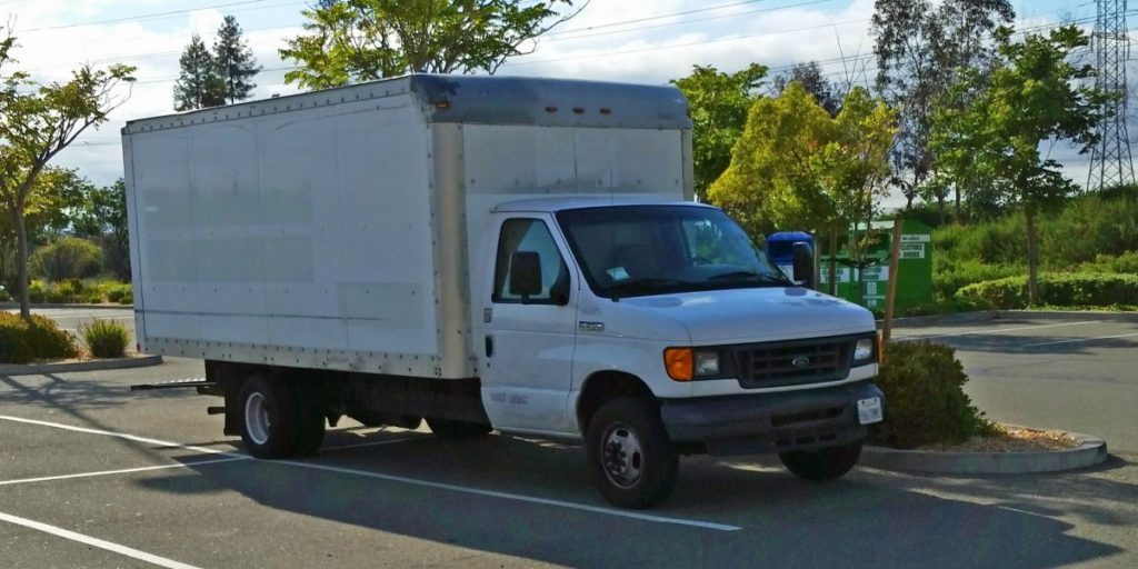 google employee lives in a box truck, This Google Employee Lives In a Box Truck, PROTECH