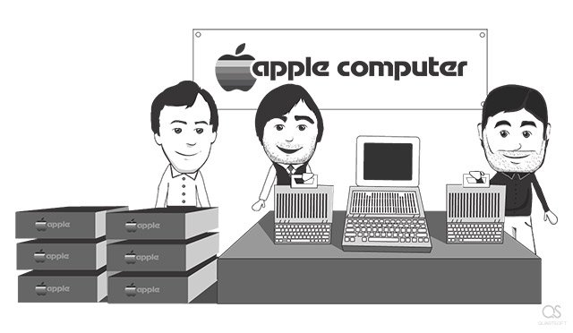 Best moments of Steve Jobs's life: Steve Jobs and Steve Wozniak introduce the Apple II at the first West Coast Computer Faire (1977)