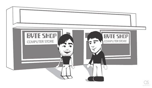 Best moments of Steve Jobs's life: Paul  Terrell