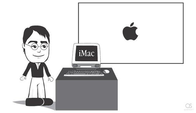 Best moments of Steve Jobs's life: iMac launch after Steve's return to Apple (1998)