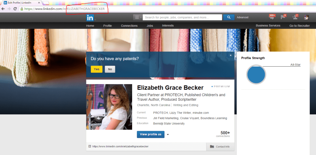linkedin, The LinkedIn Glitch, a 404, and How it's Hurting Your Resume, PROTECH
