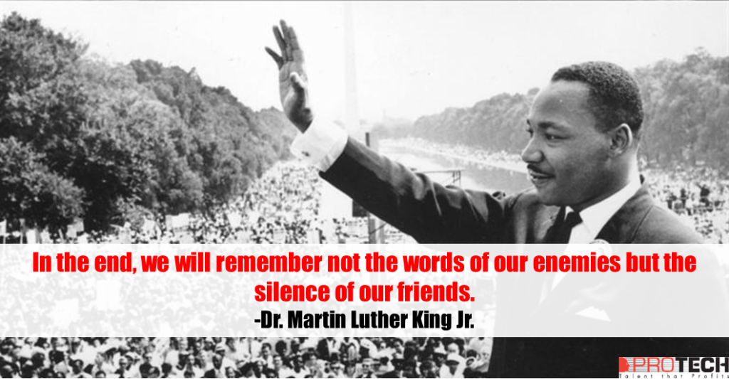 9 Powerful Martin Luther King, Jr. Quotes