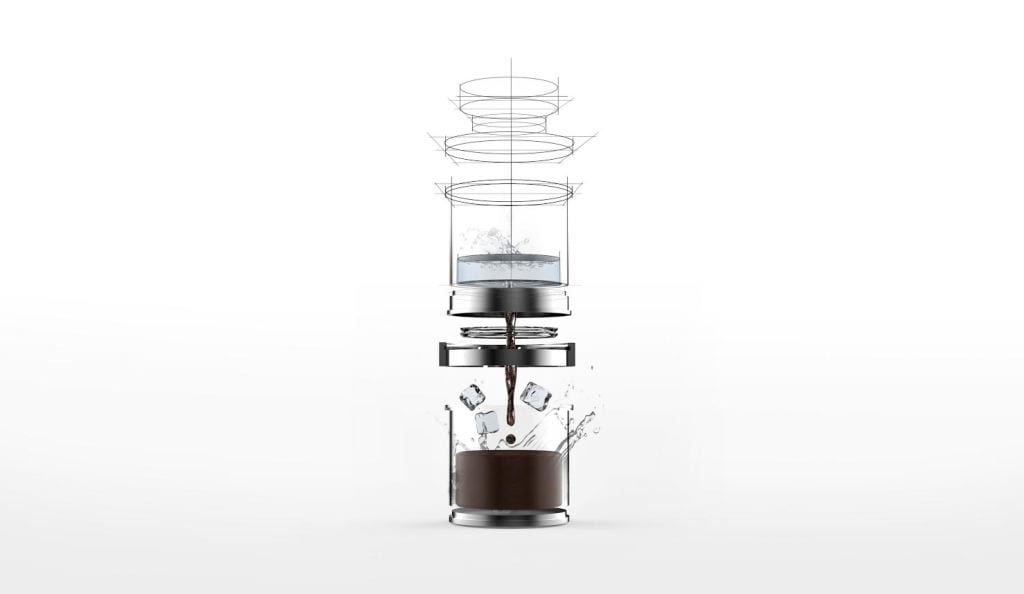 coldbrew challenge, Calling all designers: Design this cold brew coffee maker and win cash, PROTECH