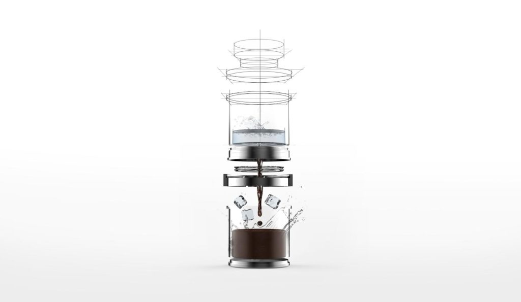 Calling all designers design this cold brew coffee maker for Brewery design software