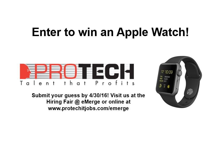apple watch giveaway, Apple Watch Giveaway, PROTECH