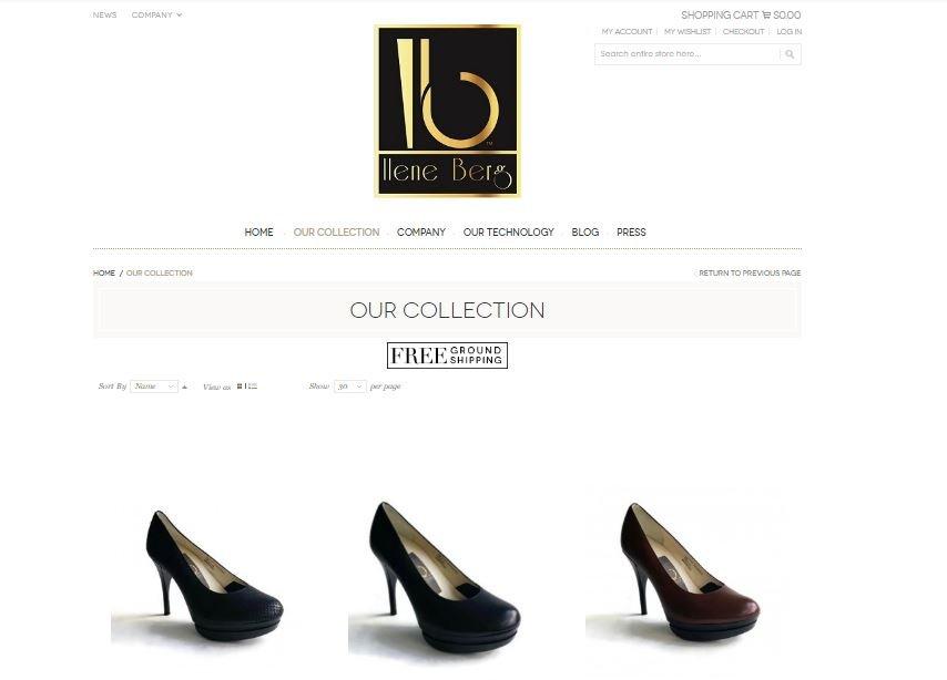 ilene berg shoes, A fusion of tech and fashion: South Florida-based Ilene Berg Shoes, PROTECH
