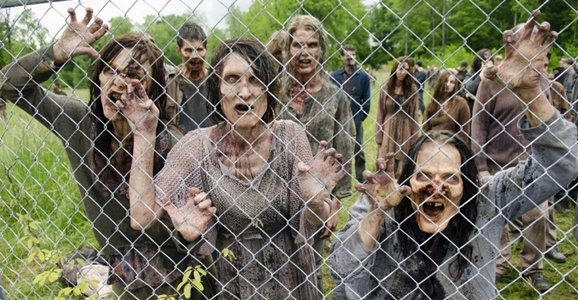 Good management is like this fence: it keeps zombies at bay.