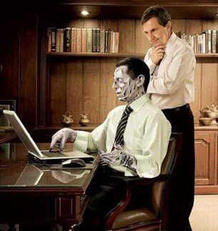 employee engagement, The Growing Problem with Zombies in the Workplace, PROTECH