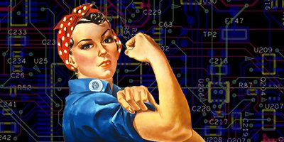 Overcoming the Challenges of Being a Woman in Tech