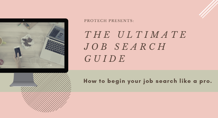 Ultimate Job Search Infographic
