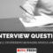 15 technical interview questions all engineering managers should ask