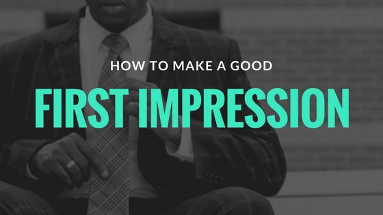 How to make a good first impression (by talking about your biggest weaknesses)